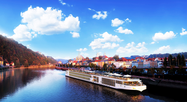 Grand European Tour Itinerary for Viking River Cruises from Pan-Express Travel