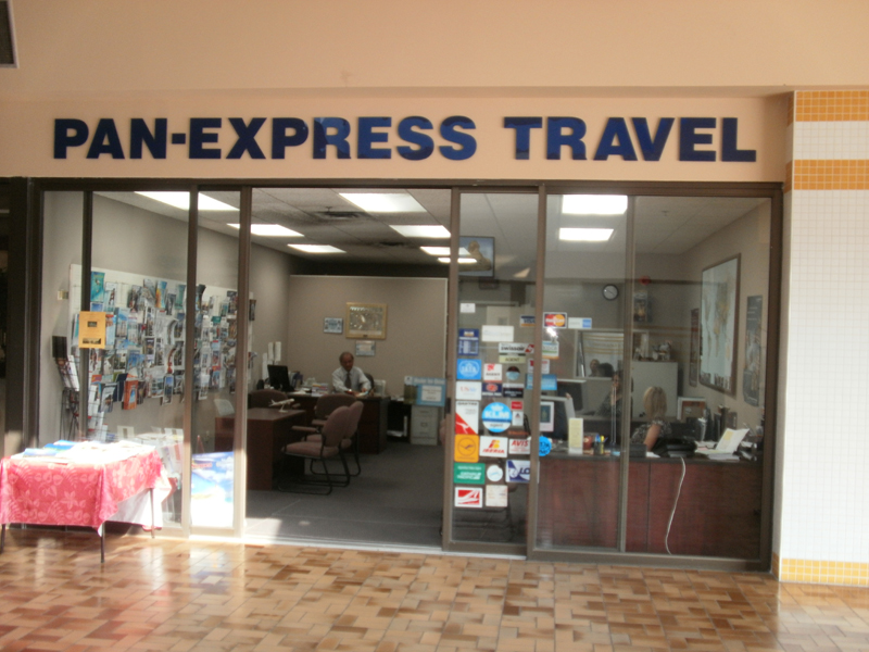 Contact Kitchener Waterloo Travel Agency
