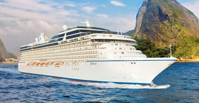 Oceania Cruises Special - Free Air to Europe